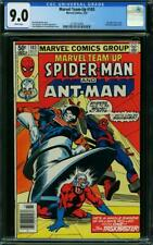 MARVEL TEAM UP 103 CGC 9.0 WHITE PAGES 2ND TASKMASTER B1