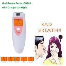 Bad Breath Tester Odor Tester Health Care Gadgets Breathalyzer Detector Analyzer