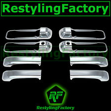 09-15 Dodge Ram 1500+2500+3500 Chrome 4 Door Handle Driver W/PSG Keyhole Cover
