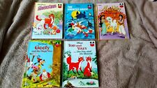 5x Walt Disney World of Books Bundle (23)