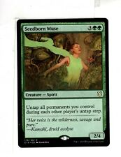 MTG SkeenAB Seedborn Muse from Commander 2019. NM.