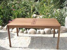 NewJersey Gartentisch 200x100cm Tisch Esstisch Holztisch Gartenmöbel Eukalyptus