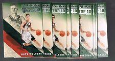 NATE WOLTERS #3 BUCKS RC Rookie TOP 10 2013/14 Panini NBA Quantity Avl.