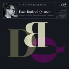 DAVE QUARTET BRUBECK - NDR 60 YEARS JAZZ EDITION VOL.2- 2 VINYL LP +  NEW