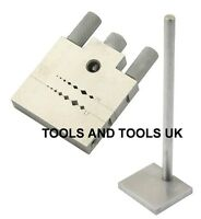 JEWELLER CUTTING MITER FILING TUBING JIG SAW VICE / TUBE WIRE SHEET CUTTER VISE