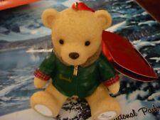 HARRODS 2020 CHRISTMAS RESIN BEAR NEW LABELLED