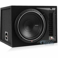 "Rockford Fosgate P1-1X10 250W RMS 10"" Ported Punch P1 Loaded Subwoofer Enclosure"