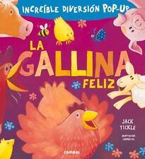 Libros Cu-Cú Sorpresa: La Gallina Feliz by Jack Tickle (2017, Hardcover)