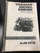 Yanmar Diesel Engine Parts Catalog