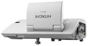 Hitachi CP-A222WN Ultra Short Throw Projector LCD Display HDMI 2200 Lumens