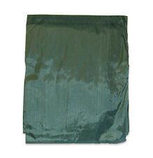 Green 8 ' Foot Rip Resistant Nylon Pool Table Billiard Cover W Elastic Corners