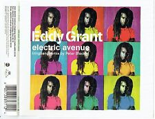 """EDDY GRANT - 5"""" CD - Electric Avenue (ringbang remix) 3 Track.  Eastwest/Ice"""