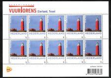 Nederland NVPH 3013 Vel Persoonlijke zegel Vuurtorens Texel 2013 Postfris
