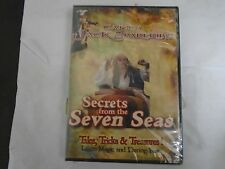 Capt'n Jack Spareribs Secrets from the Seven Seas Pirate 4 Hire DVD