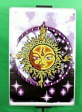 """Buddha Sun vintage psychedelic poster 23""""X 33"""" NOS (b691)"""