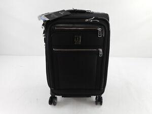 "Travelpro Softside Expandable 21"" Spinner Wheel Luggage (Shadow Black)"