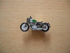 Pin Anstecker Triumph Bobber grün green Art. 1275 Motorrad Moto Motorbike