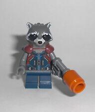 LEGO Super Heroes - Rocket Raccoon (76102) - Figur Minifig Waschbär Groot 76102