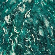 Sirdar Bouffle #721 Verde Green Soft & Light Chunky Yarn 50g