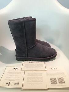 UGG Classic Short II Grey Boot Women's US sizes 5-11/36-42 NEW