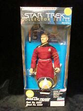 """STAR TREK Jean-Luc Picard 9"""" Figure Playmates MIB 1995 Starfleet Ed Dress LOW #"""
