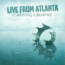 Live from Atlanta by Casting Crowns (CD/DVD, BMG  2004, Provident label group)
