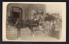 Larne. Irish Jaunting Car taken at Larne.