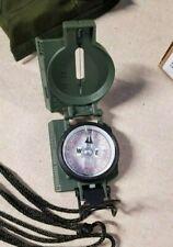 USGI Army Issue Tritium / Lensatic Compass Brand New