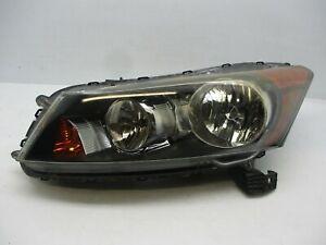 OEM 2008 2009 2010 2011 2012 Honda Accord Sedan Left Headlight Driver LH