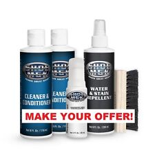 BRAND NEW FACTORY PACKED SHOE MGK MAGIC MVP COMPLETE SHOE CARE SYSTEM KIT
