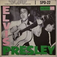 Elvis Presley SPD-22 REPRODUCTION 45 rpm  Picture Sleeve ONLY (NO RECORDS)