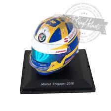 Spark Editions 1:5 Marcus Ericsson 2018 F1 Formula 1 Helmet Helmet Casco Casque
