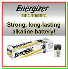 batterie ENERGIZER INDUSTRIAL pile transistor 9v alcaline