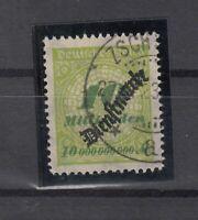 DA7876/ GERMANY REICH – OFFICIAL – MI # D86 USED – CV 215 $