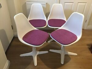 Set Of 4 Arkana 103 Chairs