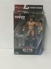 Wwe Elite Collection Bobby Roode Survivor Series Figure Brand New Condition