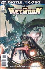 Batman Battle for the Cowl The Network #1   NOS!!!