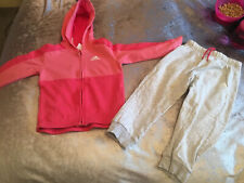 Adidas Baby Girl Tracksuit Excellent Conditon 12-18 Months