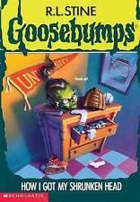 Series Paperback Books R.L. Stine for Children