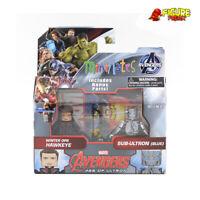 Marvel Minimates Series 61 Age of Ultron Movie Winter Ops Hawkeye & Sub-Ultron