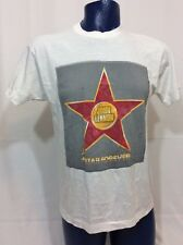 Vintage 1980s JOHN LENNON A STAR FOREVER HOLLYWOOD Walk Of Fame Star T-shirt