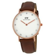Daniel Wellington Classy St Mawes Roségold 34mm DW00100075 Uhr Watch NEU