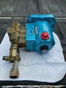 Cat Pumps Pressure Washer Pump - 1.5 GPM, 2000 PSI, Model# 2DX15ES