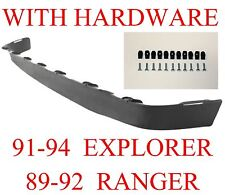 89 92 Ranger Lower Valance No Holes W Hardware 91 94 Ford Explorer FO1092161