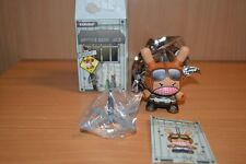 """Action Figure 3"""" Dunny HUCK GEE COPTER GIRL Chase Kidrobot 2013 P. APOCALYPSE"""