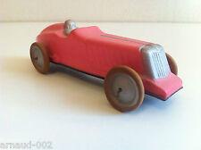 Ancienne miniature voiture de course en celluloïd - 13 cm (Delage ?)
