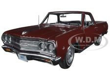 1965 CHEVROLET EL CAMINO L-79 MADEIRA MAROON 1/18 L.E.300pc BY ACME A1805405