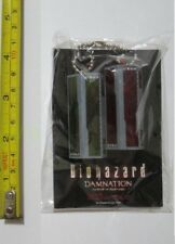 Set of 2 Incubators Biohazard The Real Resident Evil Damnation Universal Studios