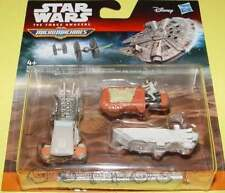 Star Wars Micro Machines -  Speeder Chase 3er Set #MV03504