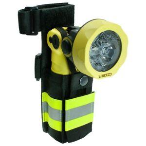 Schultergurtholster für Adalit L-3000 (Atemschutz Preßluftatmer Feuerwehr Lampe)